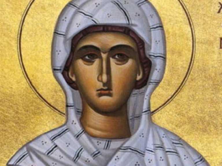 Ποια ήταν η Αγία Χριστίνα που γιορτάζει σήμερα;
