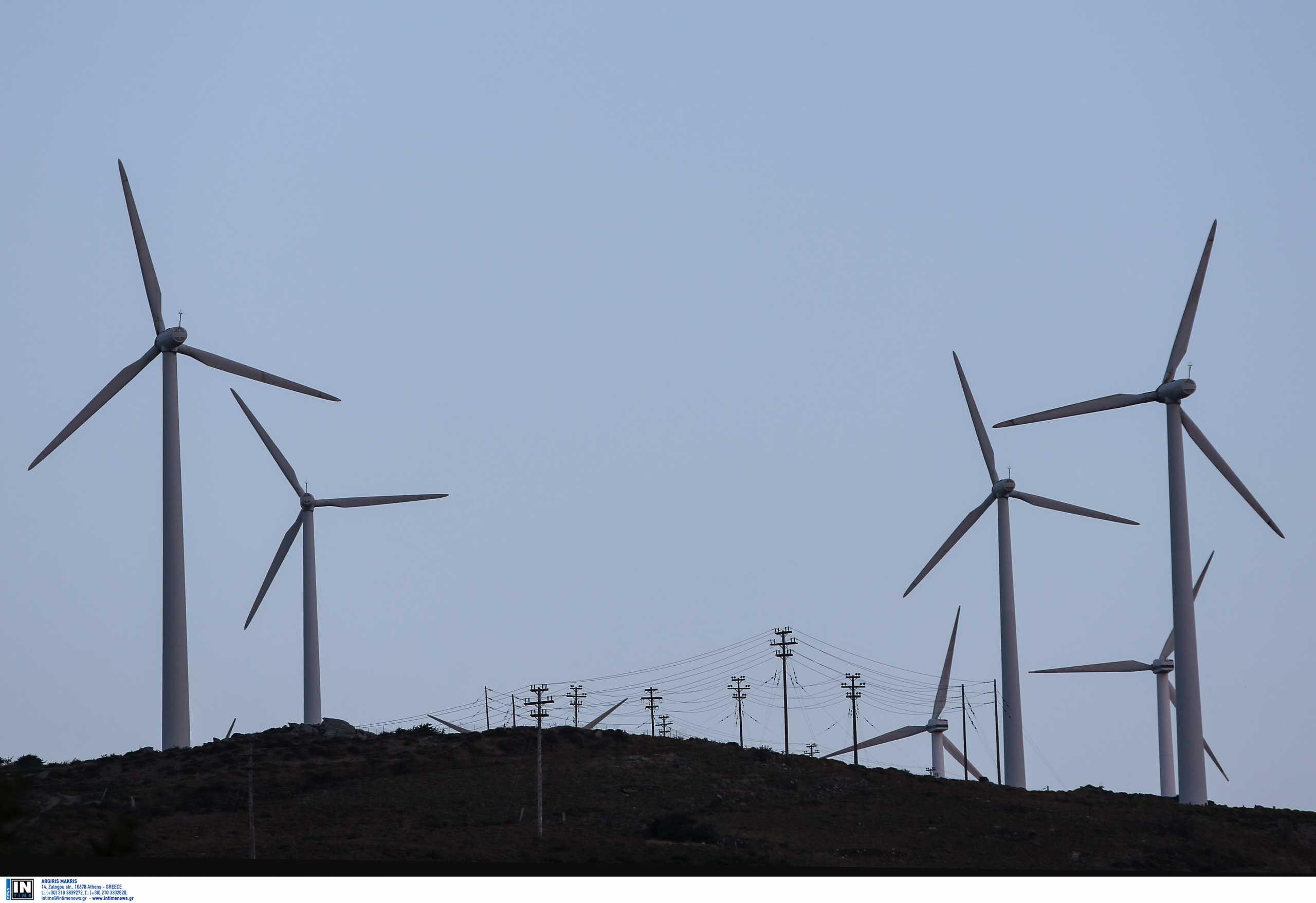 Αιολική ενέργεια: Επενδύσεις 260 εκατ. ευρώ στο πρώτο εξάμηνο 2021