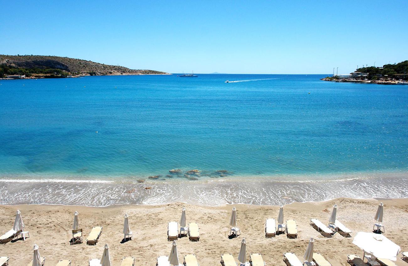 Καύσωνας: Δωρεάν για το κοινό οι παραλίες Ακτή Βουλιαγμένης, Αστέρας Βουλιαγμένης και Α' Βούλας