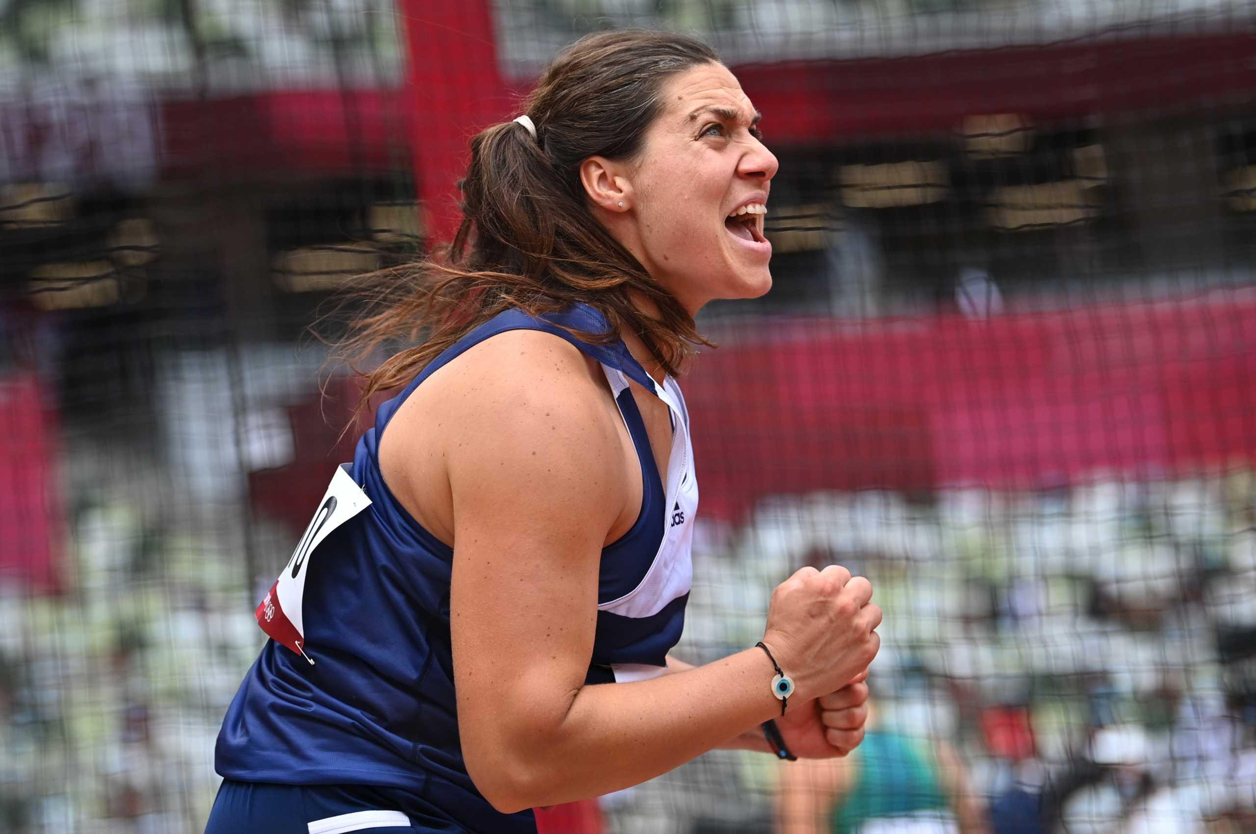 Ολυμπιακοί Αγώνες: Πάλεψε, αλλά αποκλείστηκε η Αναγνωστοπούλου