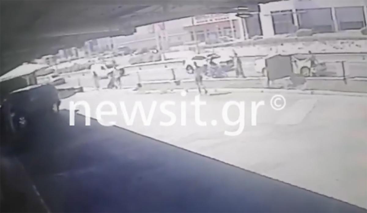 Άλιμος: Βίντεο ντοκουμέντο από το μαχαίρωμα ανηλίκων σε 14χρονο για να του πάρουν το κινητό