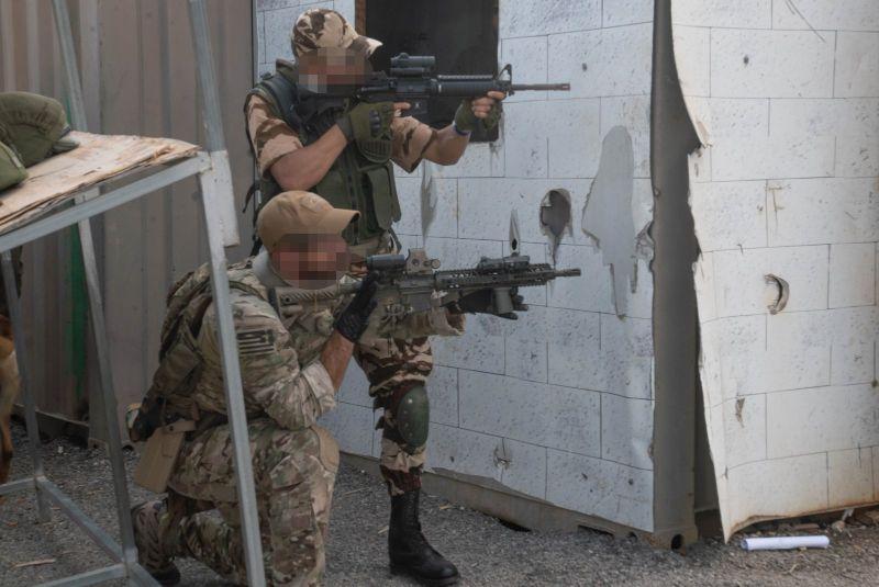 Οι Έλληνες κομάντο «έλαμψαν» στην άσκηση «HD ANNUAL-21»
