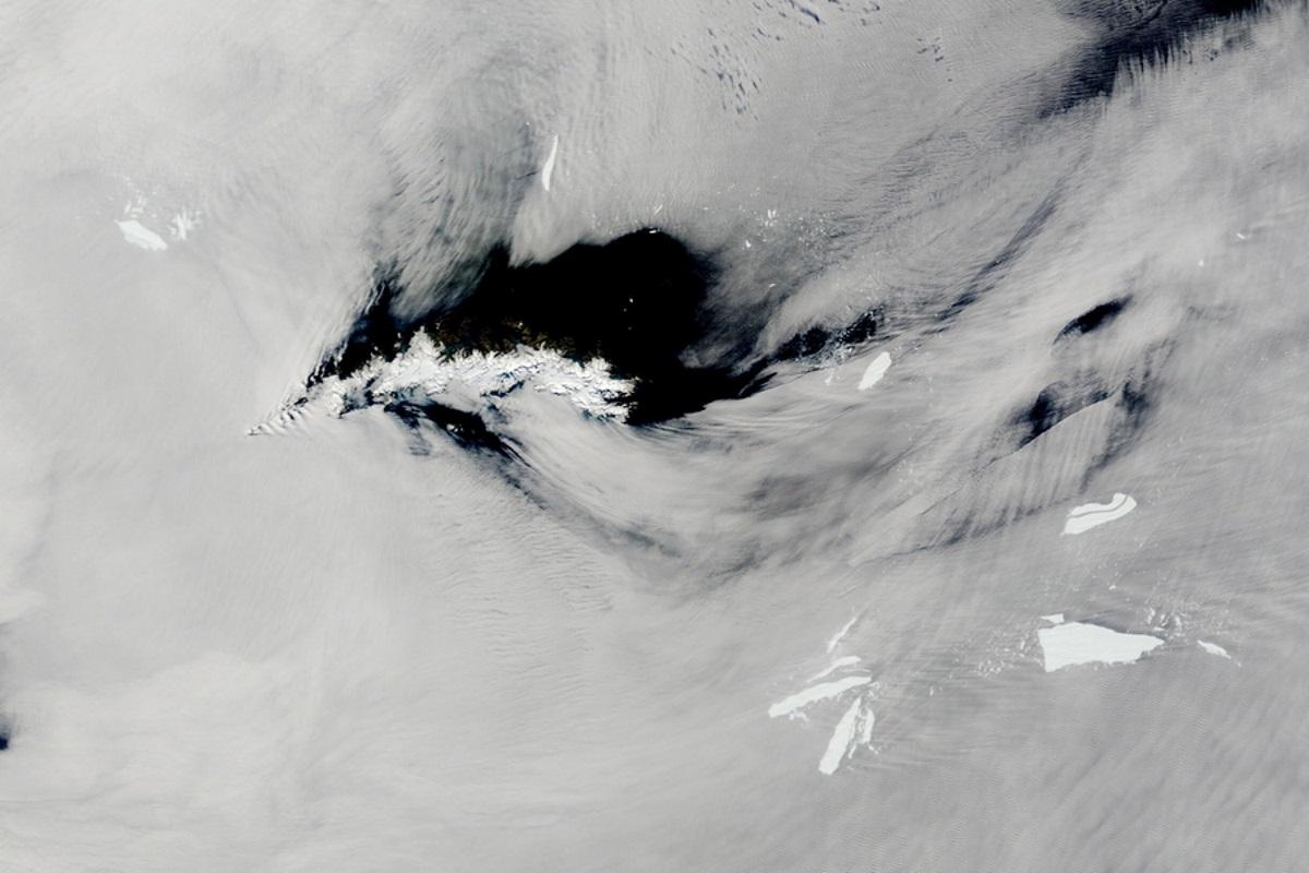 Ρεκόρ ζέστης στην Ανταρκτική