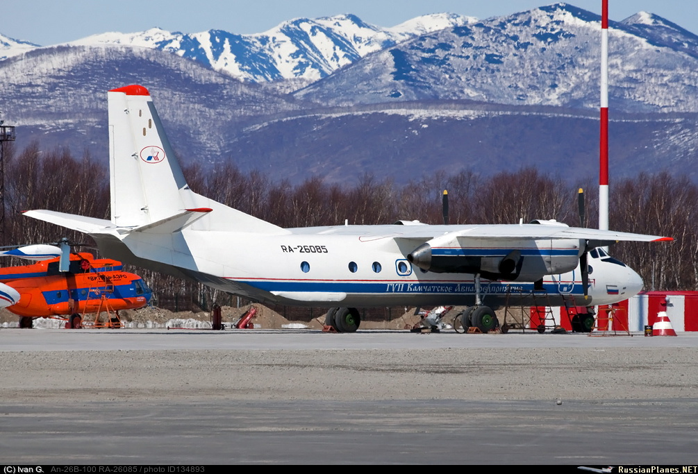 Τα τρία σενάρια για την συντριβή του ρωσικού αεροσκάφους An-26