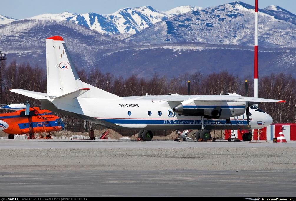 Ρωσία: Κανένας επιζών από τους 28 επιβάτες του An-26 που συνετρίβη