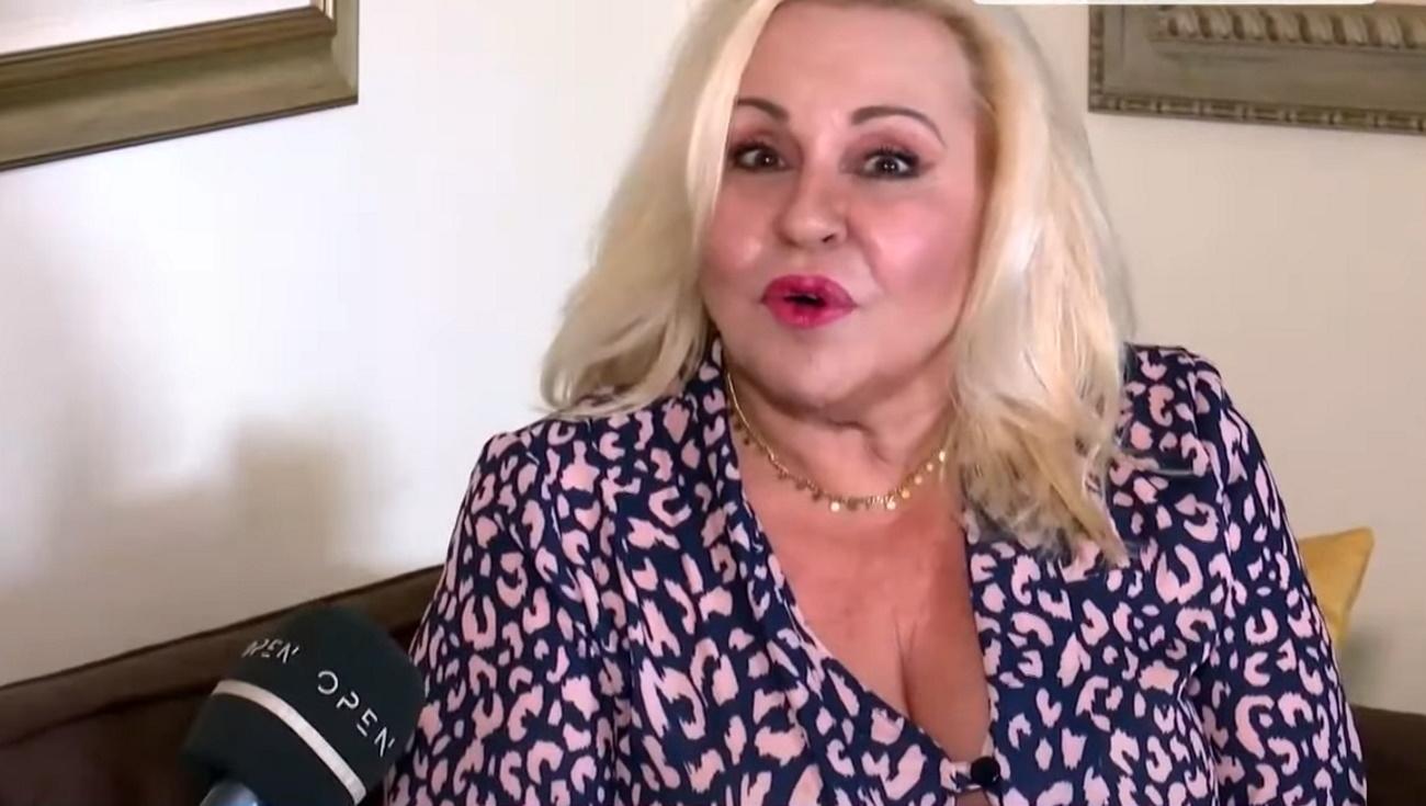 Άφωνη η Μπέσσυ Αργυράκη για την… Ματίνα Παγώνη στο DWTS