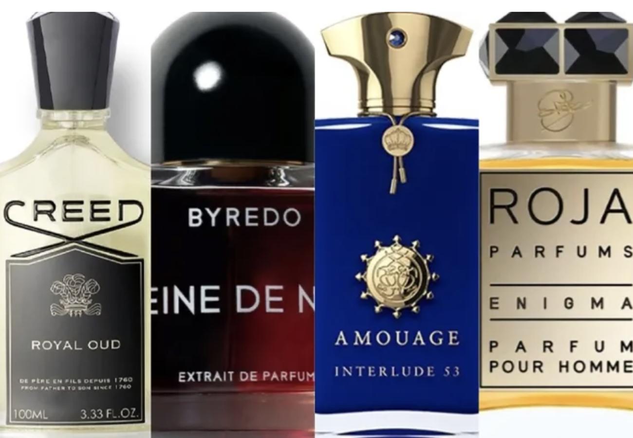 6 πολυτελή αρώματα που έχουν μεγάλη διάρκεια και πραγματικά μυρίζουν υπέροχα