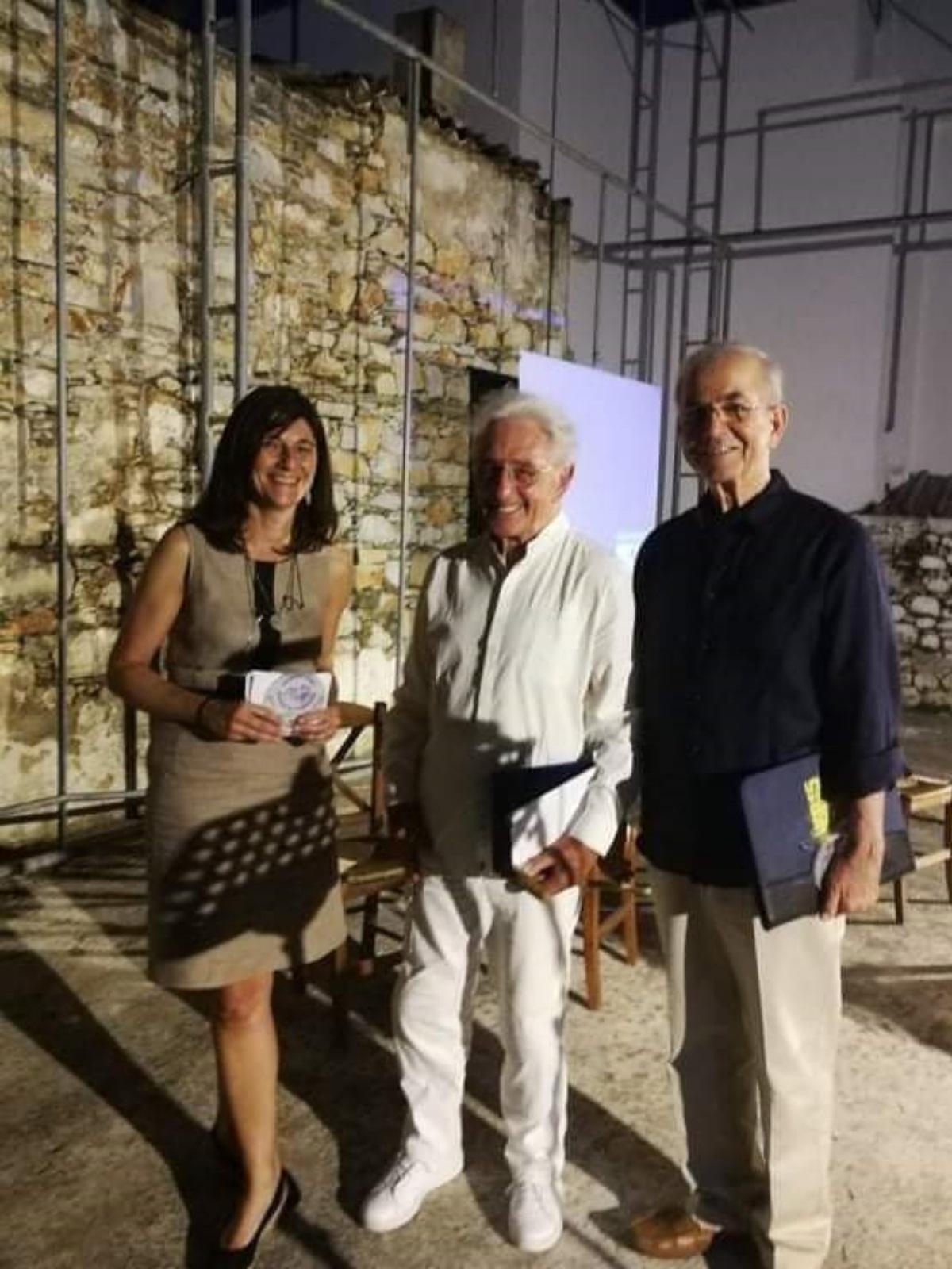 Γάλλος αρχιτέκτονας έγινε Σκοπελίτης