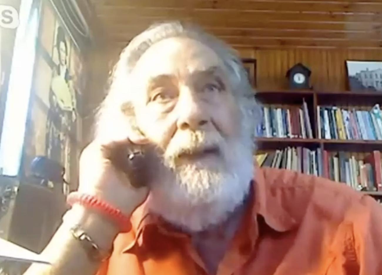 Κώστας Αρζόγλου: «Νιώθω αντιφατικά γιατί είχα δουλέψει με τον Πέτρο Φιλιππίδη»