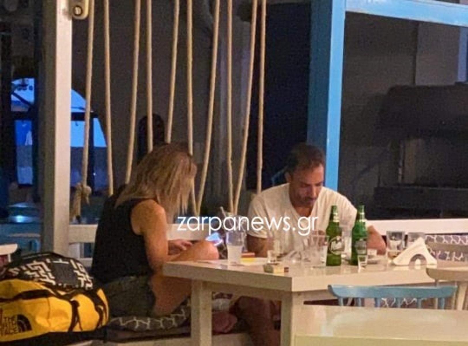 Μελίνα Ασλανίδου: Φήμες για επανασύνδεση με τον Βασίλη Μουντάκη