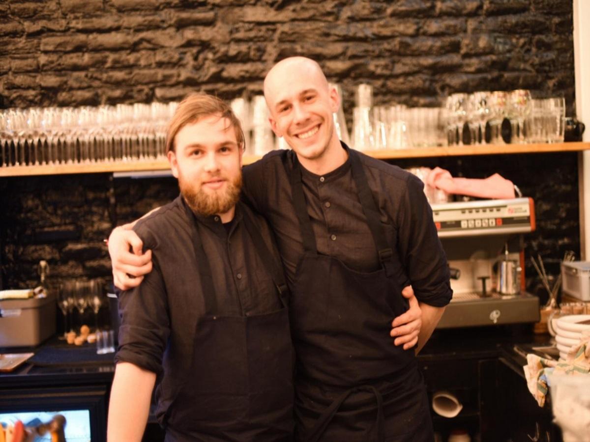 Βέλγιο: Ντελίβερι γκουρμέ πιάτων δια χειρός έλληνα σεφ