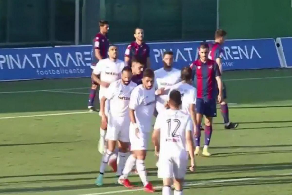 Λεβάντε – Ατρόμητος 2-1: Κέρδισαν τις εντυπώσεις οι Περιστεριώτες