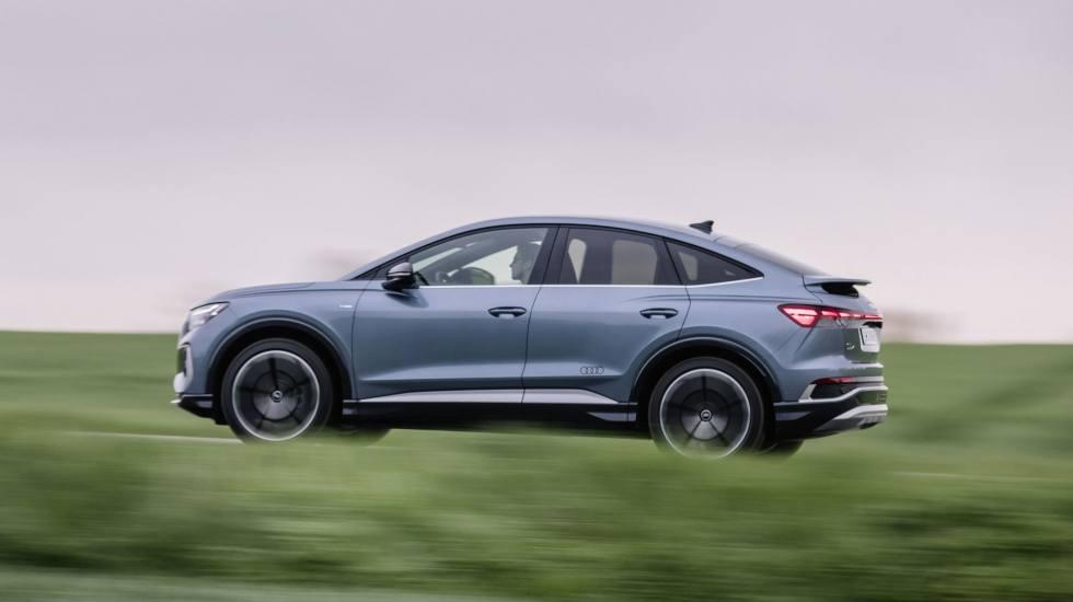 Οι τιμές του νέου Audi Q4 Sportback e-tron για την ελληνική αγορά