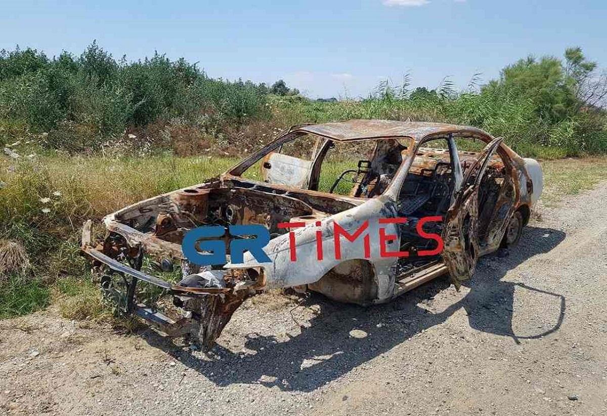 Θεσσαλονίκη: Βρέθηκαν καμμένα 5 κλεμμένα αυτοκίνητα κοντά στις φυλακές Διαβατών