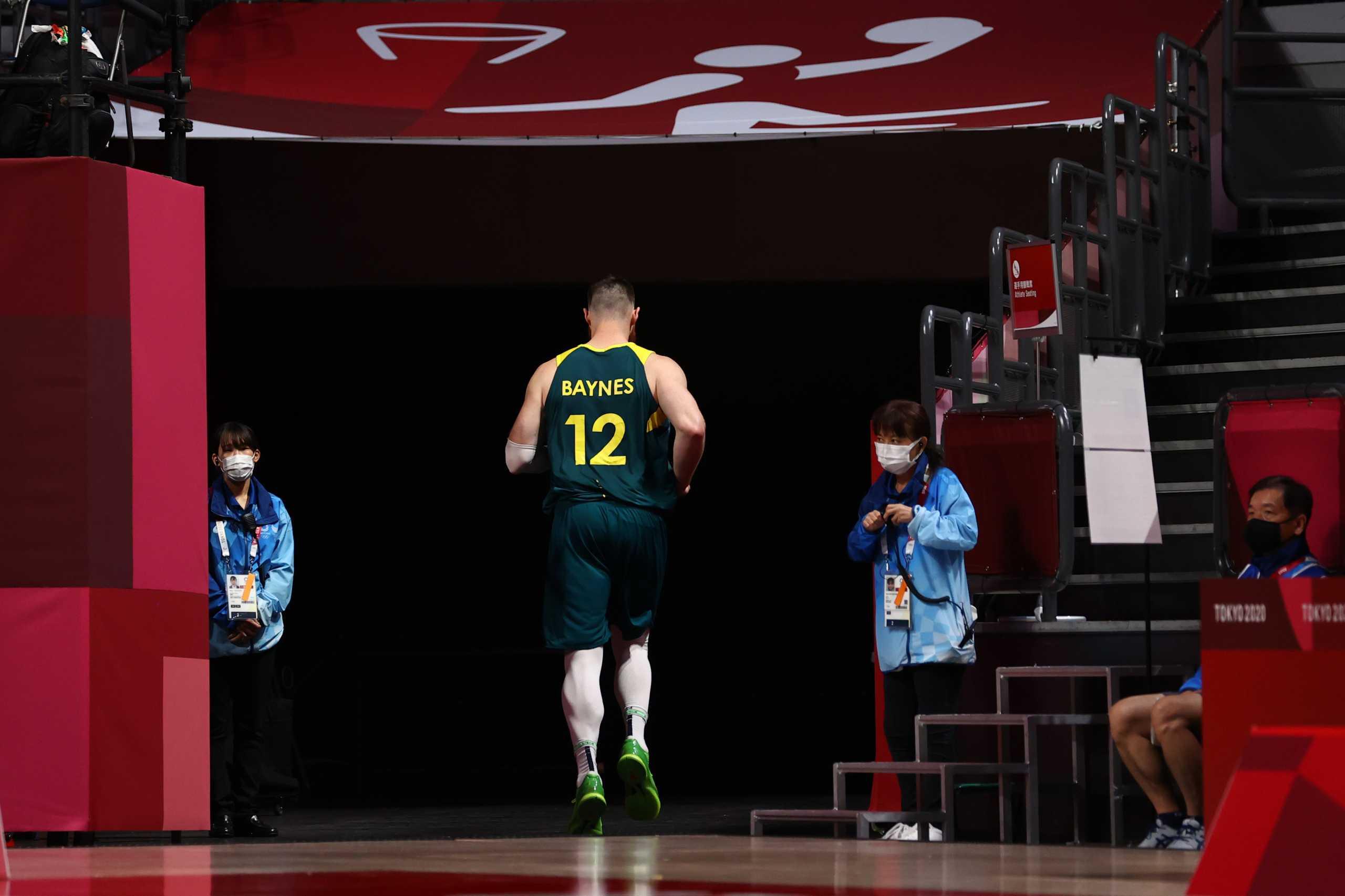 Ολυμπιακοί Αγώνες: Παίκτης του ΝΒΑ τραυματίστηκε στο μπάνιο και χάνει την υπόλοιπη διοργάνωση