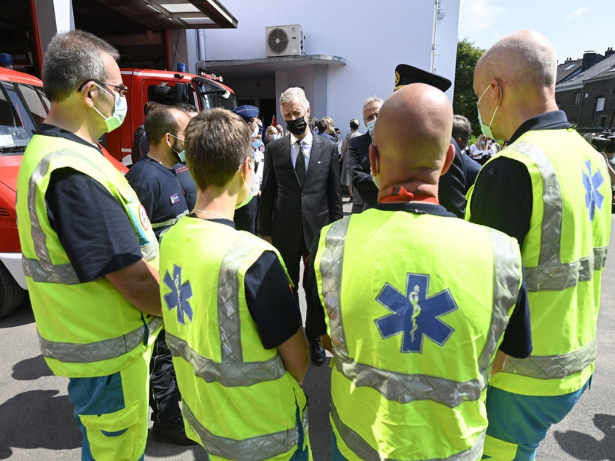 Βέλγιο: Ημέρα Εθνικού πένθους για τα θύματα των πλημμυρών