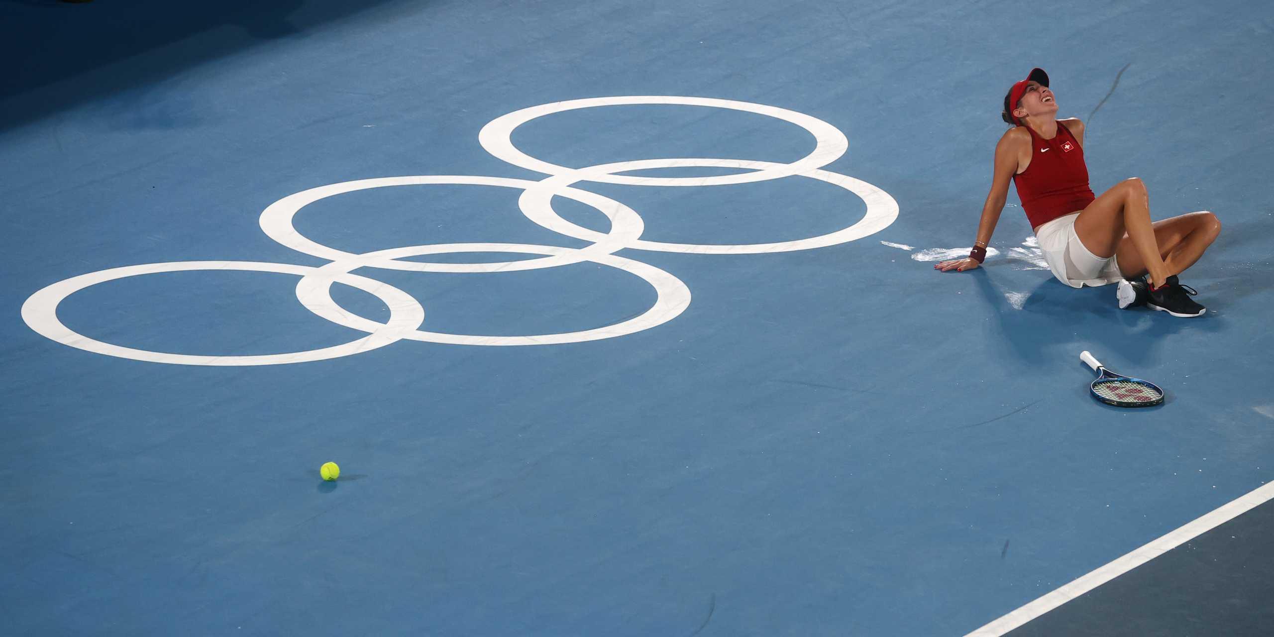 Ολυμπιακοί Αγώνες: Χρυσό μετάλλιο για την Μπέντσιτς στο τένις γυναικών