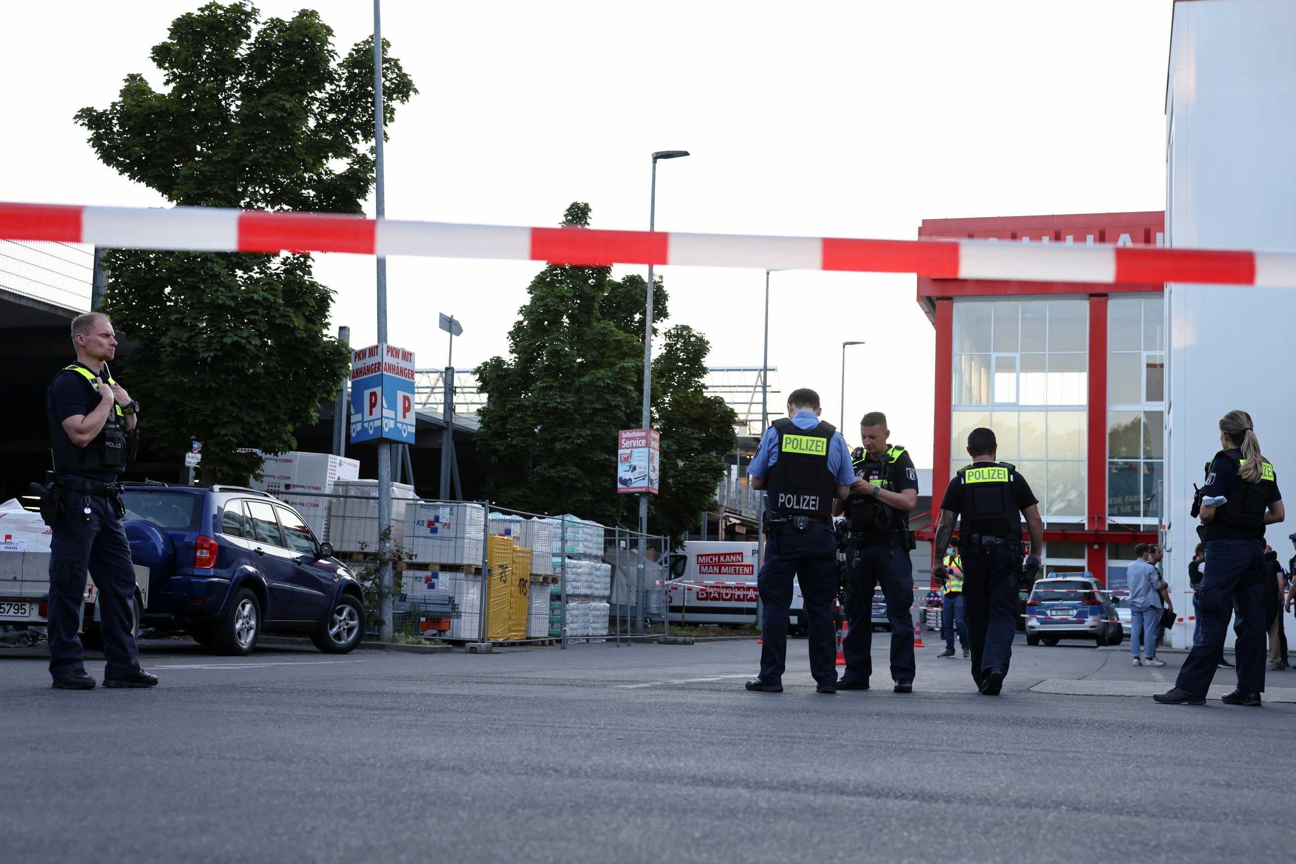Γερμανία: Πυροβολισμοί με αρκετούς τραυματίες στο Βερολίνο