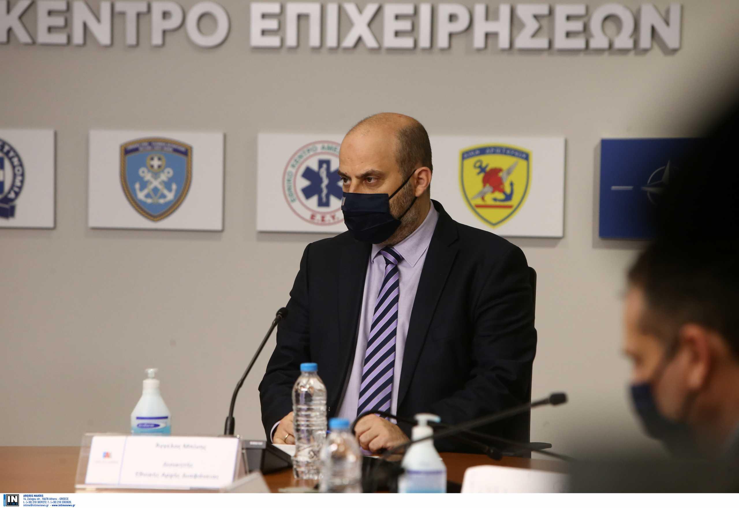 Με ψήφους της ΝΔ διοικητής της Εθνικής Αρχής Διαφάνειας ο Άγγελος Μπίνης