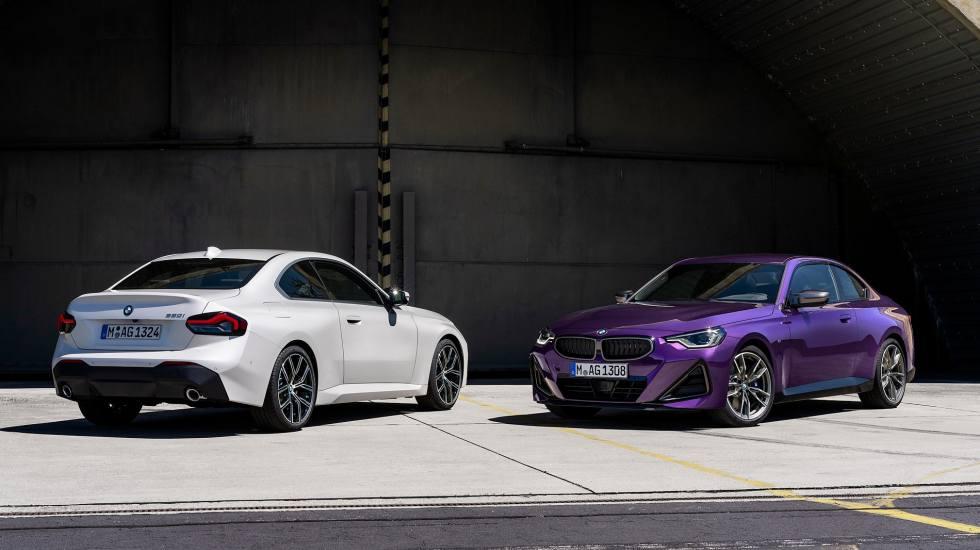 Αυτή είναι η νέα BMW Σειρά 2 Coupé (video)