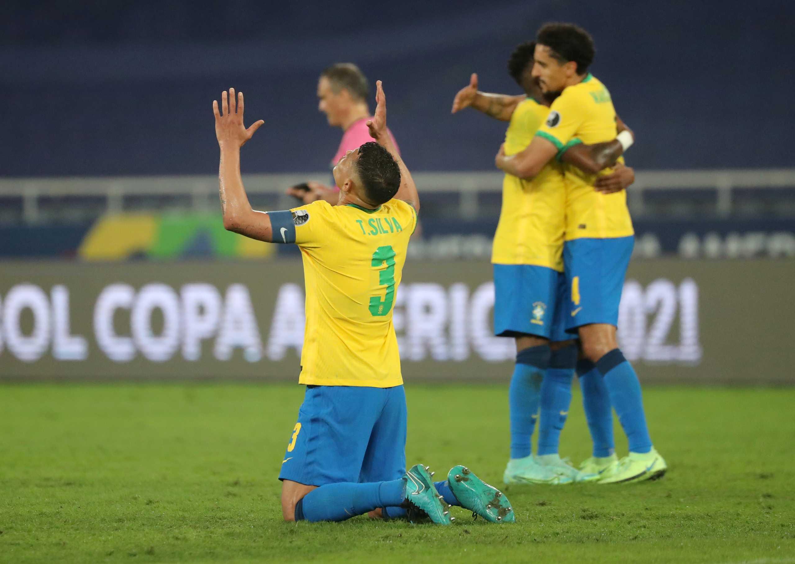 Copa America: Στα ημιτελικά Βραζιλία και Περού