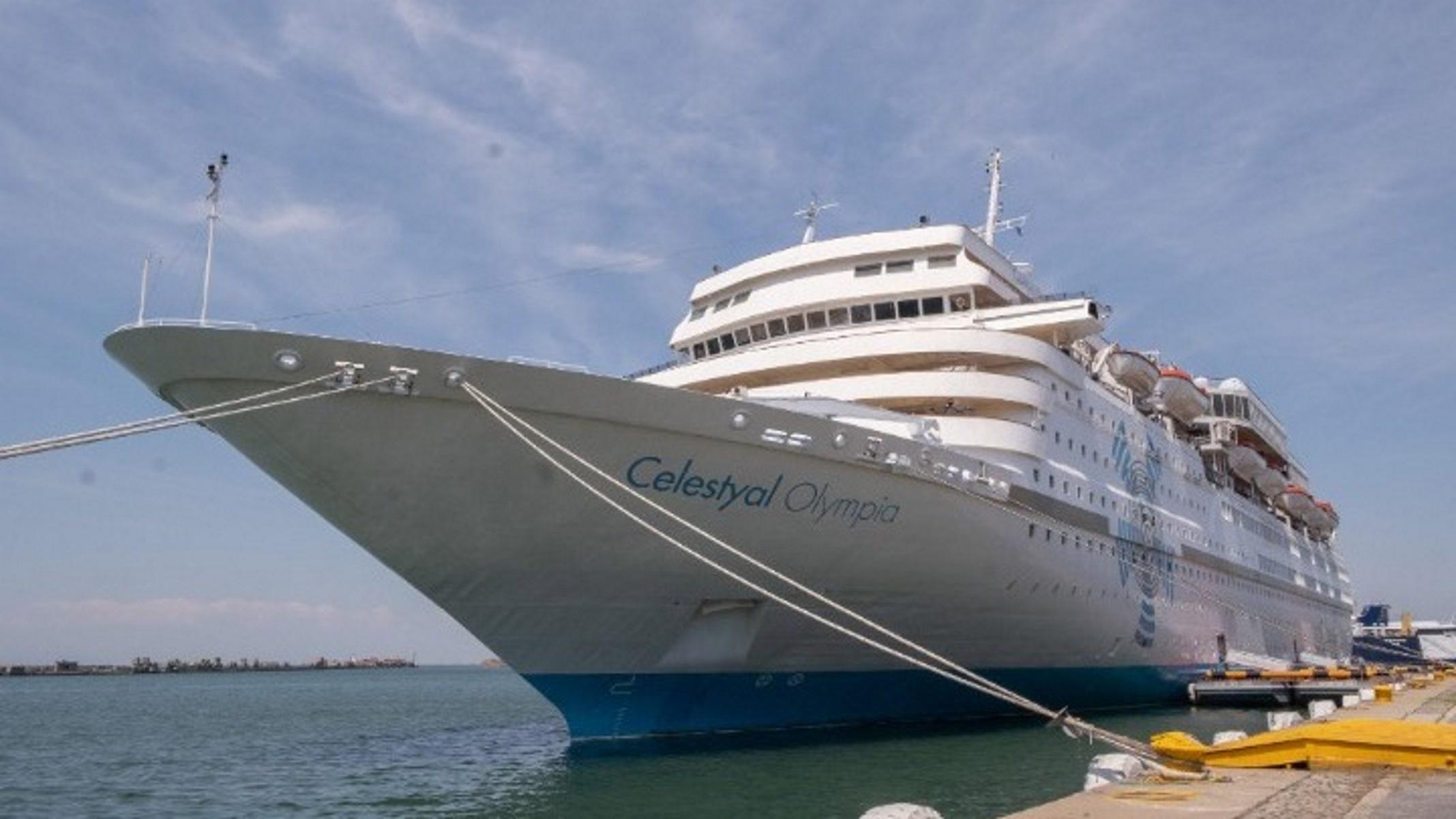 Celestyal Olympia: Από Θεσσαλονίκη για Μύκονο σαλπάρει το τεράστιο κρουαζιερόπλοιο