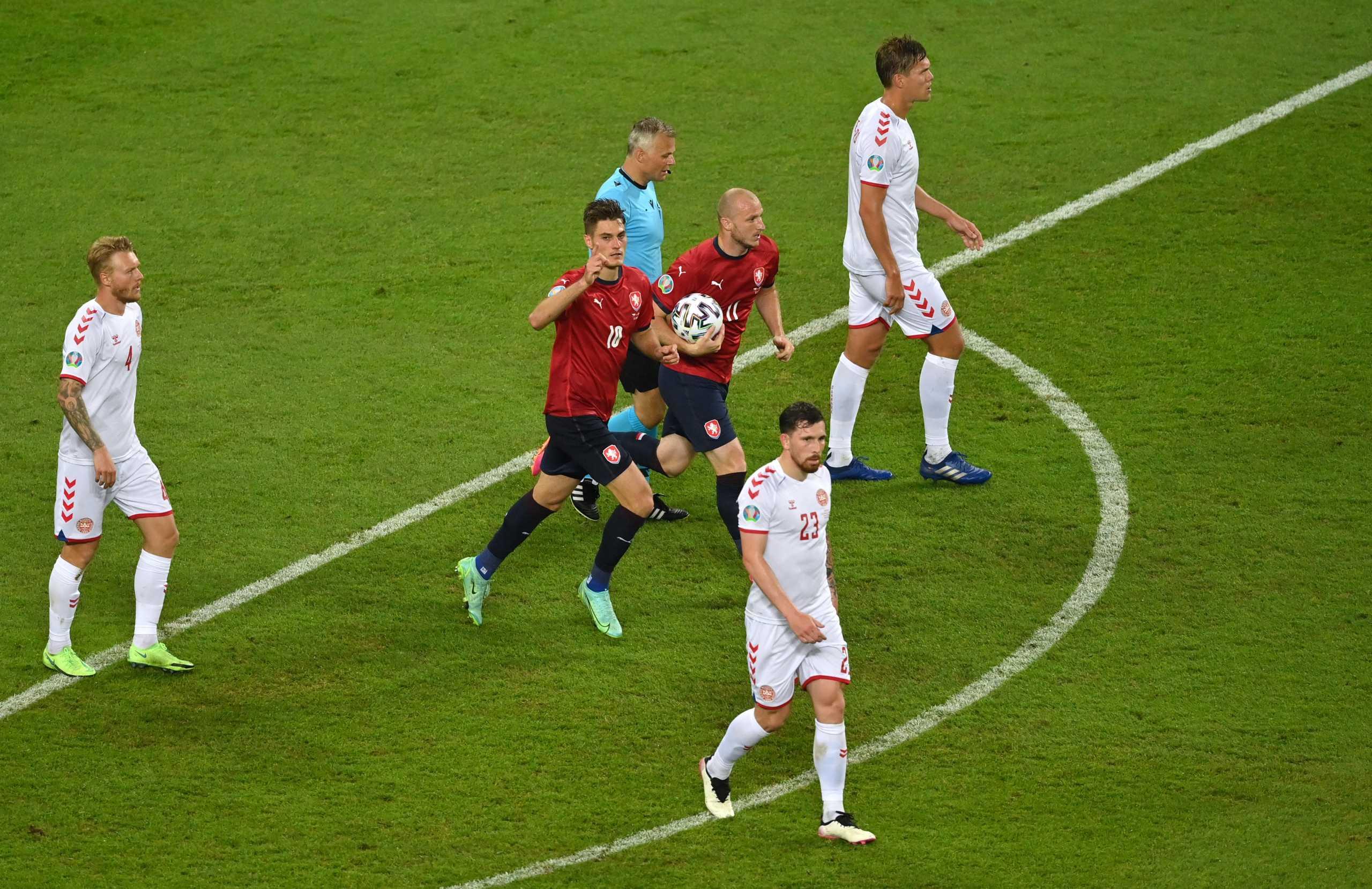 Euro 2020: Ο Σικ σκόραρε ξανά κι «έπιασε» τον Κριστιάνο Ρονάλντο στην κορυφή