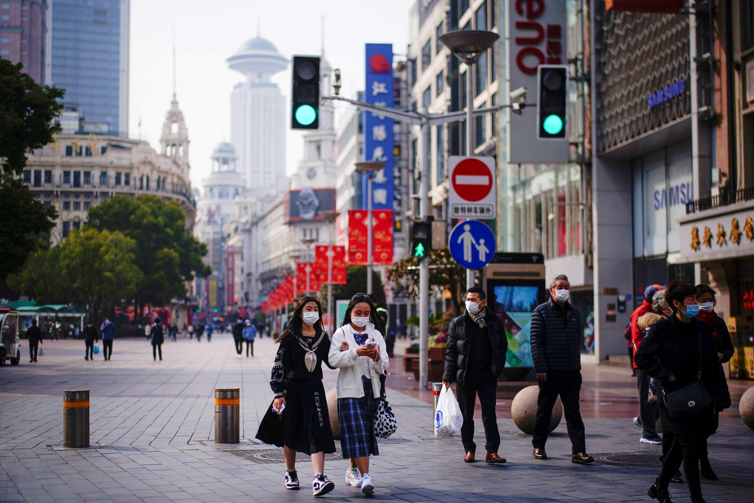 Κίνα – κορονοϊός: Αντιμέτωπη με τη μετάλλαξη Δέλτα