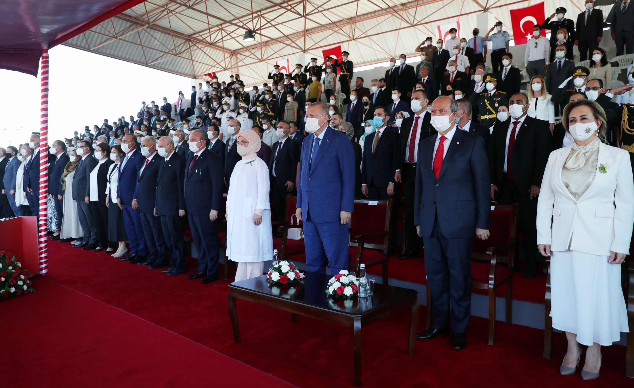 Η Κύπρος «παίρνει τ' όπλο της» απέναντι στις νέες προκλήσεις Ερντογάν – Εθνικό Συμβούλιο καλεί ο Αναστασιάδης