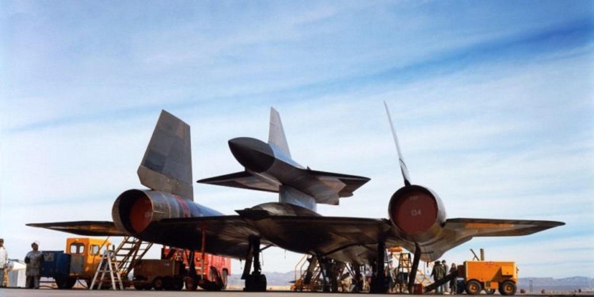 D-21: Το μυστικό υπερηχητικό drone – Γιατί οι ΗΠΑ αρνούνταν την ύπαρξή του