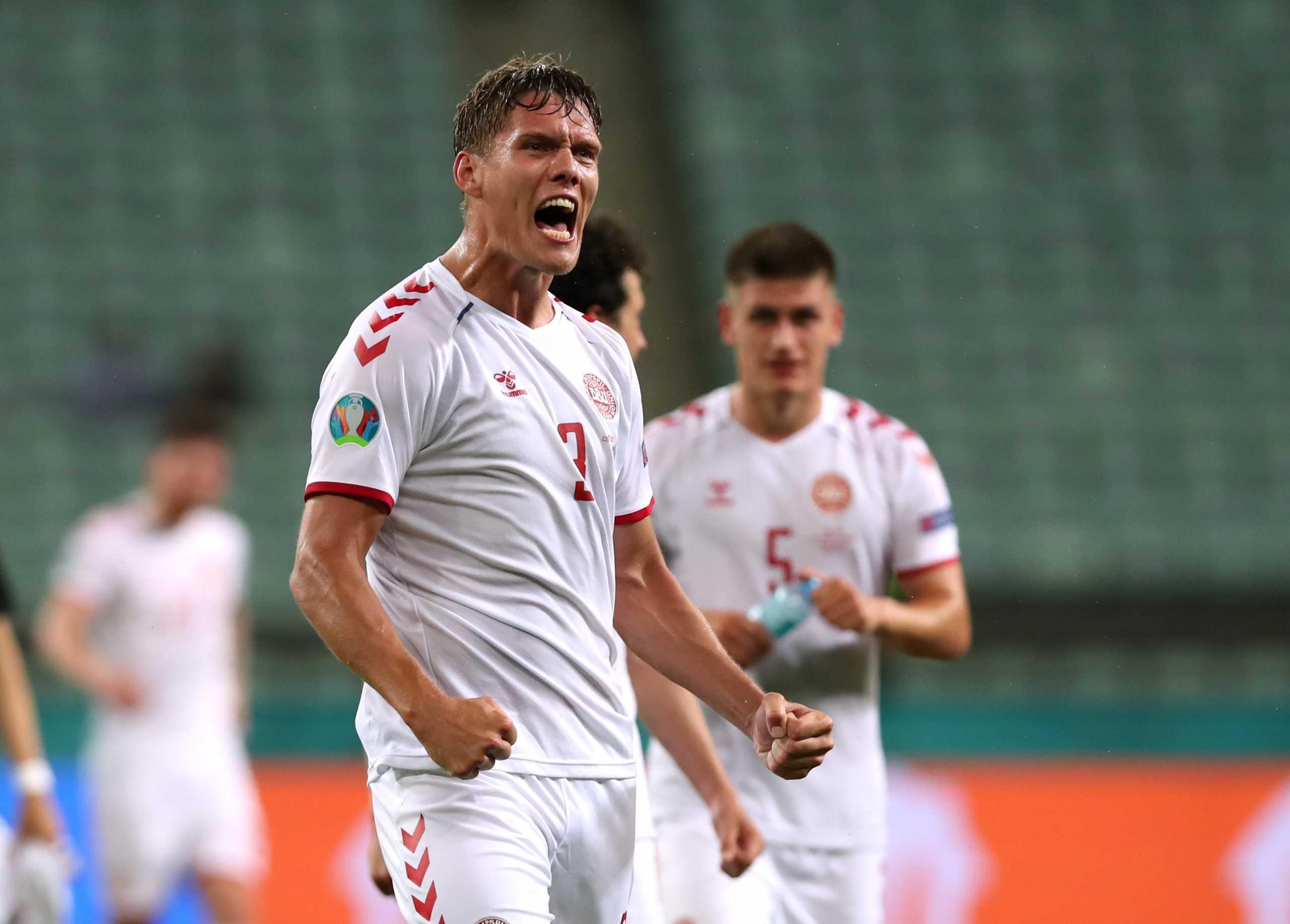 Euro 2020, Τσεχία – Δανία 1-2: Στα ημιτελικά με το «άστρο» του Έρικσεν