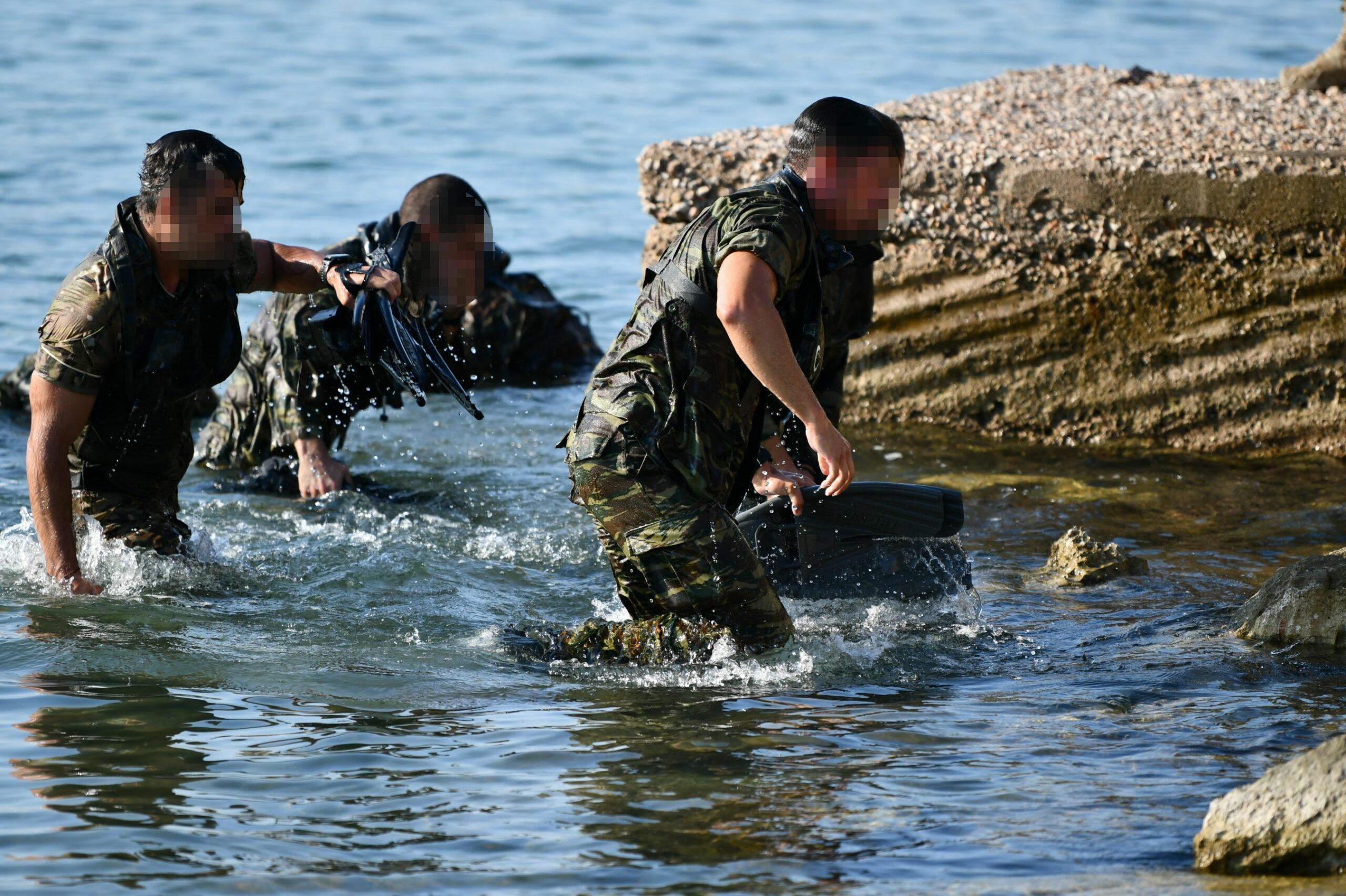 Ένοπλες Δυνάμεις: Οι Έλληνες κομάντο συμμετείχαν σε διακλαδικούς στρατιωτικούς αγώνες! [pics]