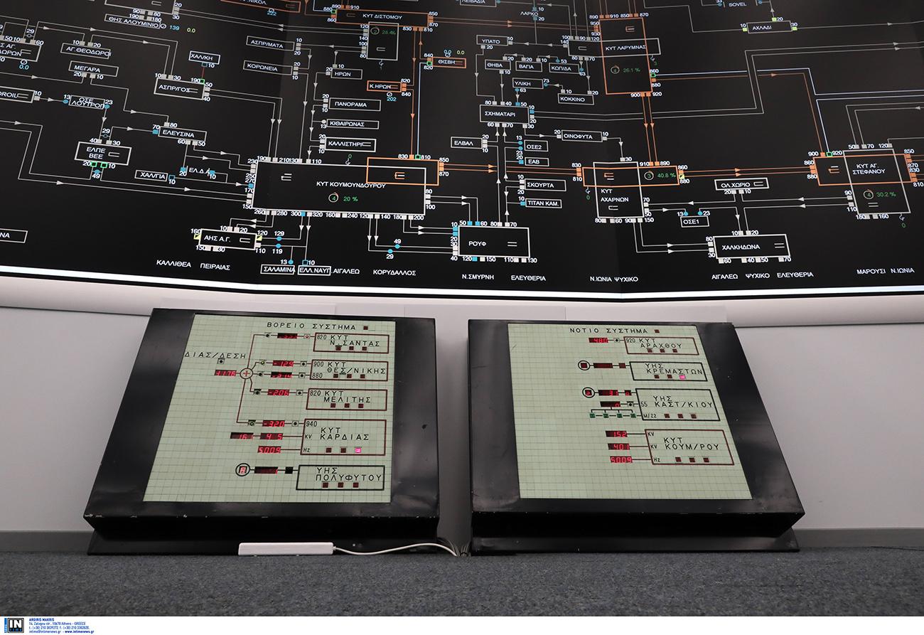 Διακοπή ρεύματος σε κέντρο Αθήνας και Βύρωνα σήμερα 31/07