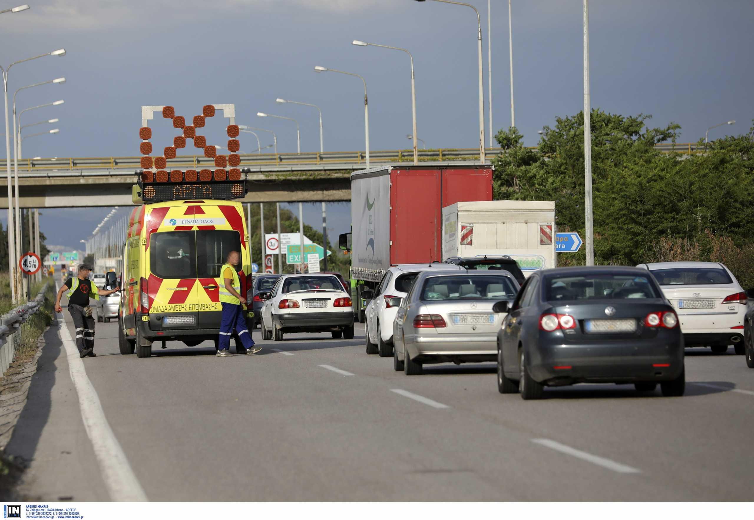 «Stop» στα υπέρβαρα φορτηγά στα διόδια των Μαλγάρων – Θα τα ζυγίζονται επί τόπου