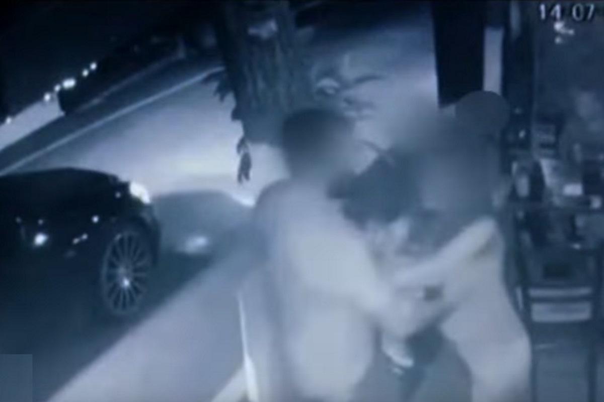 Κρήτη: Βίντεο με την αιματηρή επίθεση στην ταβέρνα μπροστά στα παιδιά του ζευγαριού