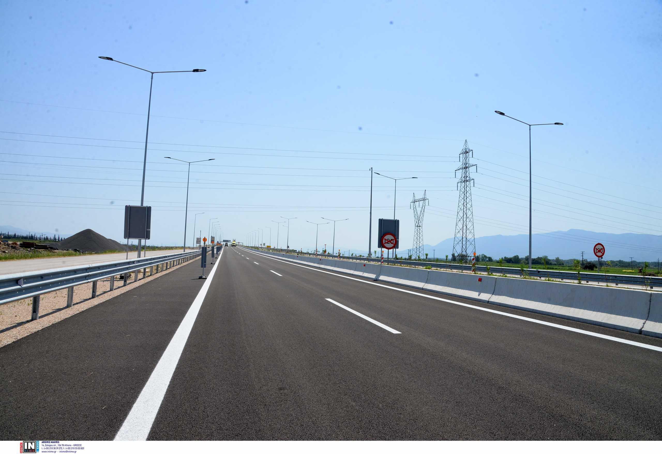 Ε65: Ο νέος αυτοκινητόδρομος στην πράξη – Οδήγηση στα πρώτα 14 χιλιόμετρα που παραδόθηκαν