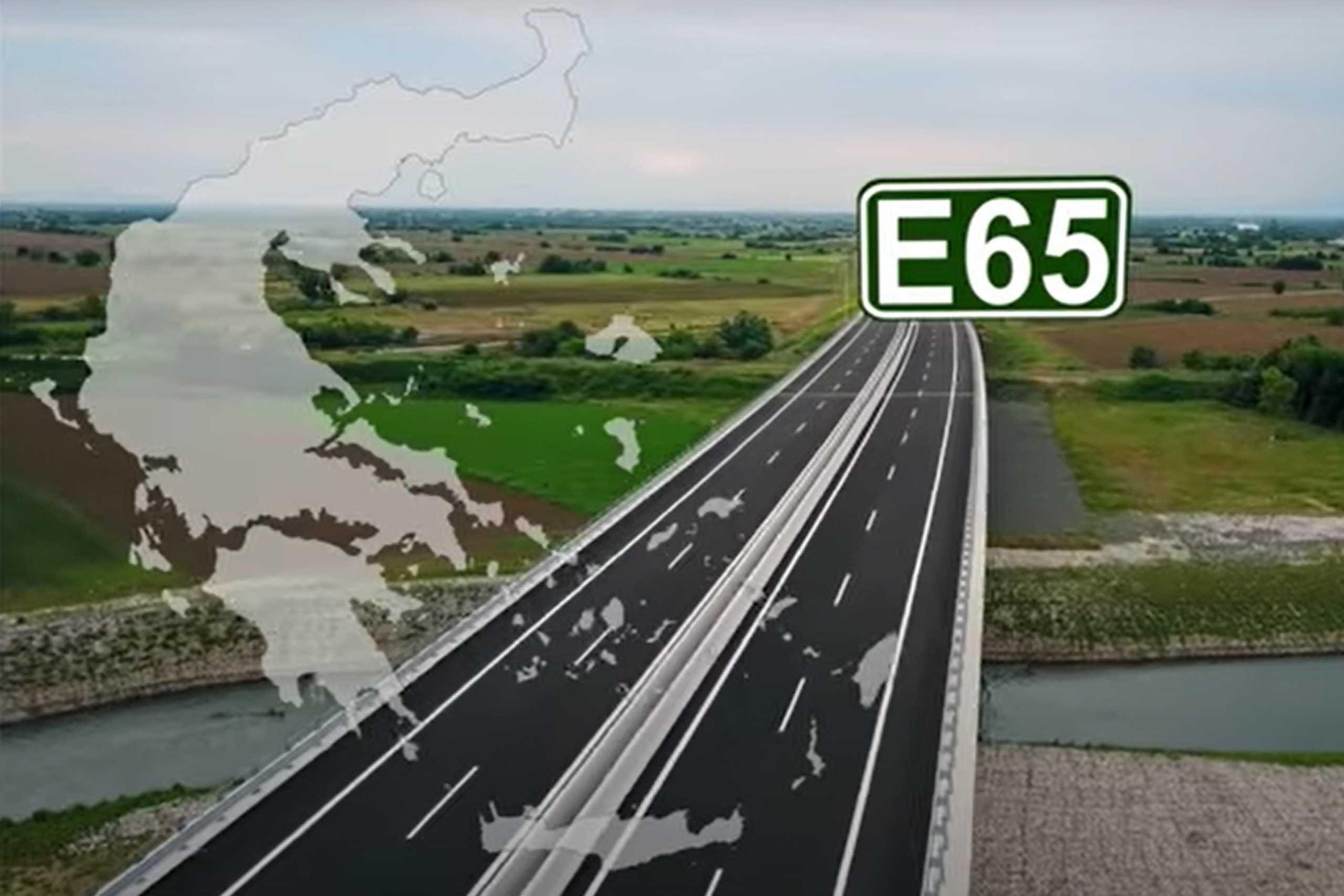 Βουλή: Ψηφίζεται το νομοσχέδιο για τον βόρειο οδικό άξονα του E-65