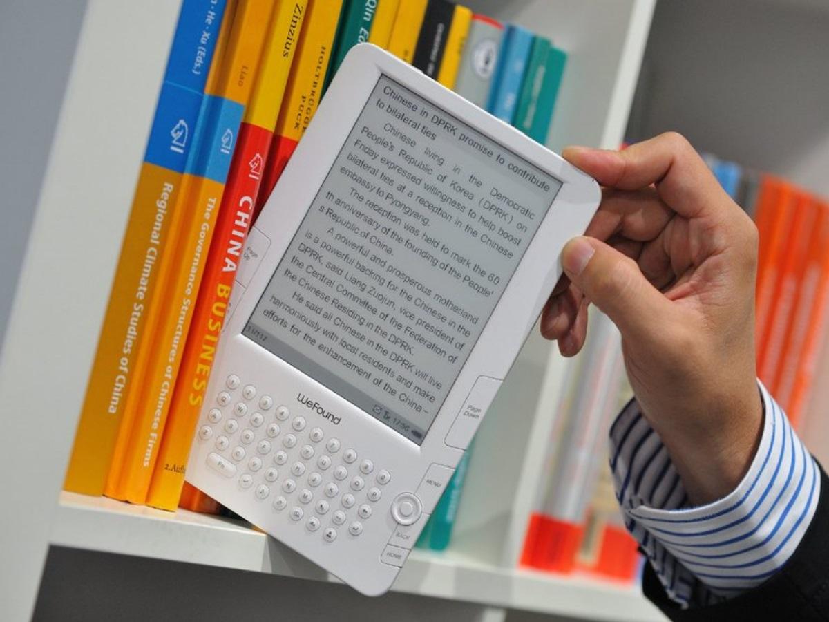 e-books: Στο χαμηλό συντελεστή ΦΠΑ 6%