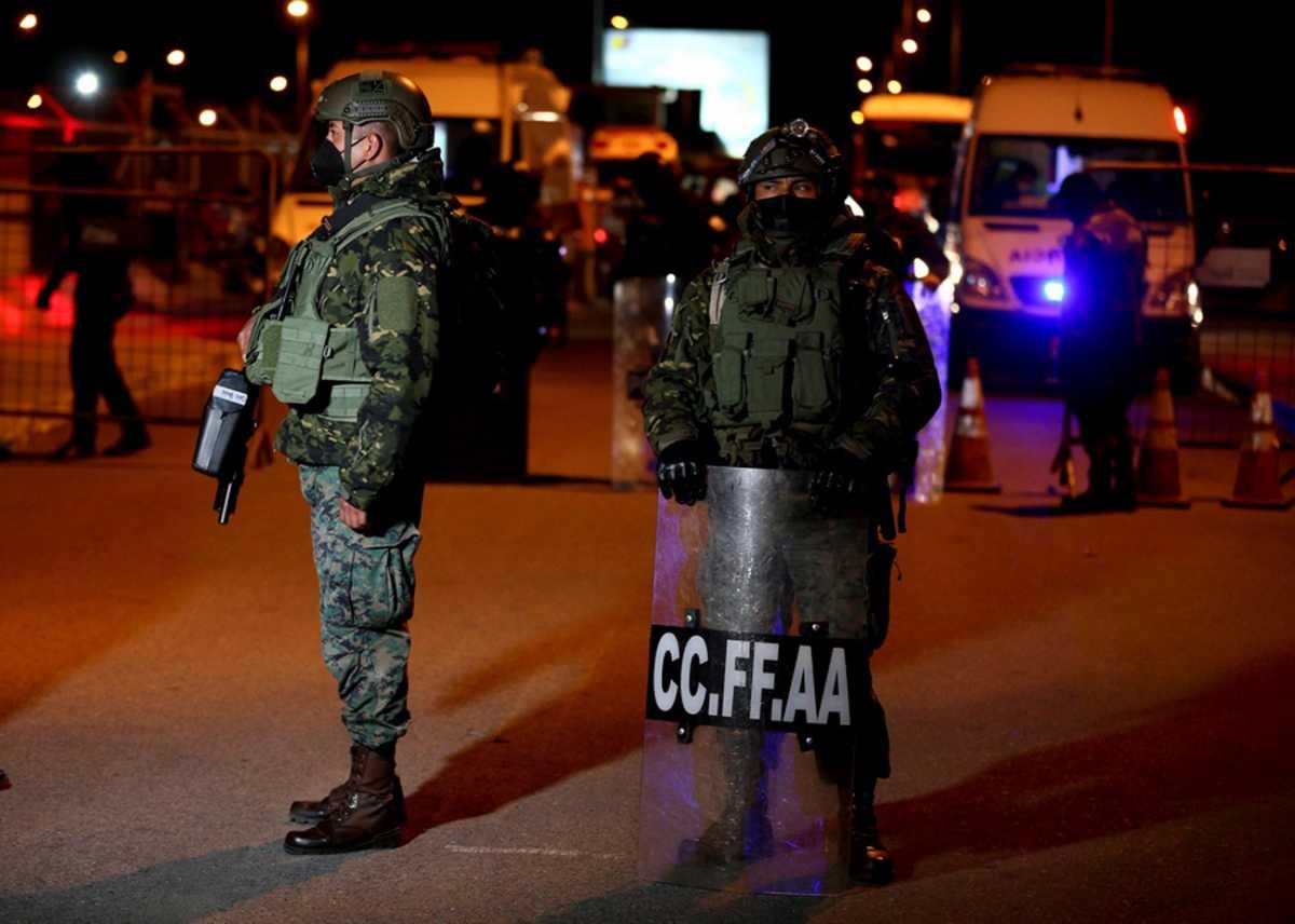 Ισημερινός: 22 οι νεκροί από την εξέγερση στις φυλακές