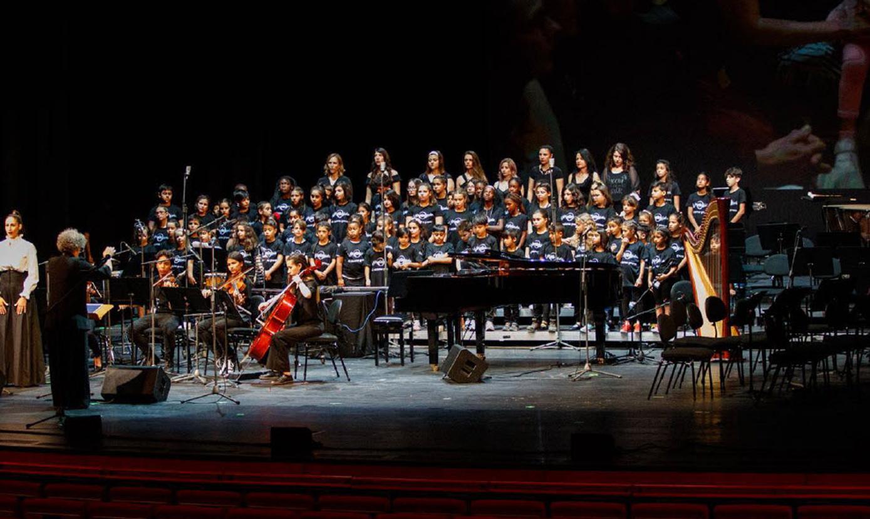 El Sistema Greece: απόψε η μεγάλη συναυλία μαζί με Μαραντίνη, Σάττι και Ντούσκα