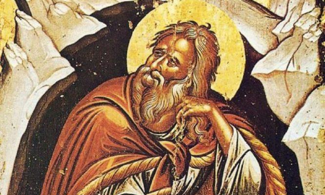 Σήμερα 20 Ιουλίου γιορτάζει ο Προφήτης Ηλίας ο Θεσβίτης