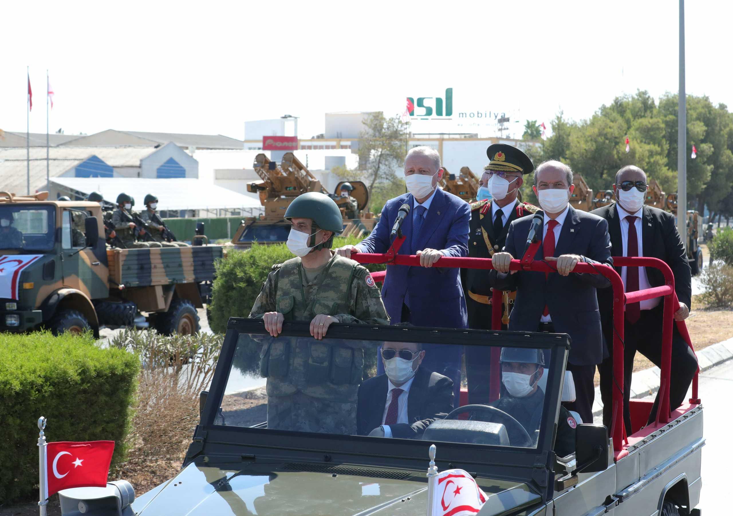 Κομισιόν: Η ΕΕ ζητάει σεβασμό των αποφάσεων του ΟΗΕ για το Κυπριακό