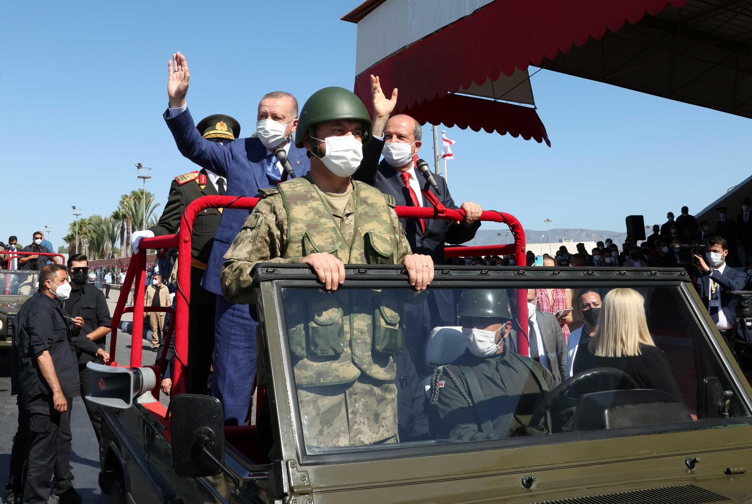 Τουρκία: Προς σύγκληση του Συμβουλίου Εξωτερικών Υποθέσεων της ΕΕ για Βαρώσια – Στο τραπέζι το θέμα των κυρώσεων