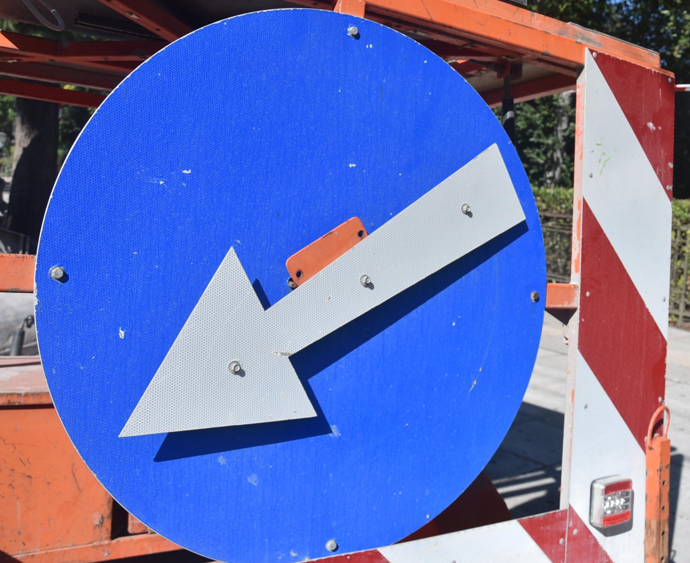 Θεσσαλονίκη: Κλειστή η Αγίου Δημητρίου λόγω εργασιών