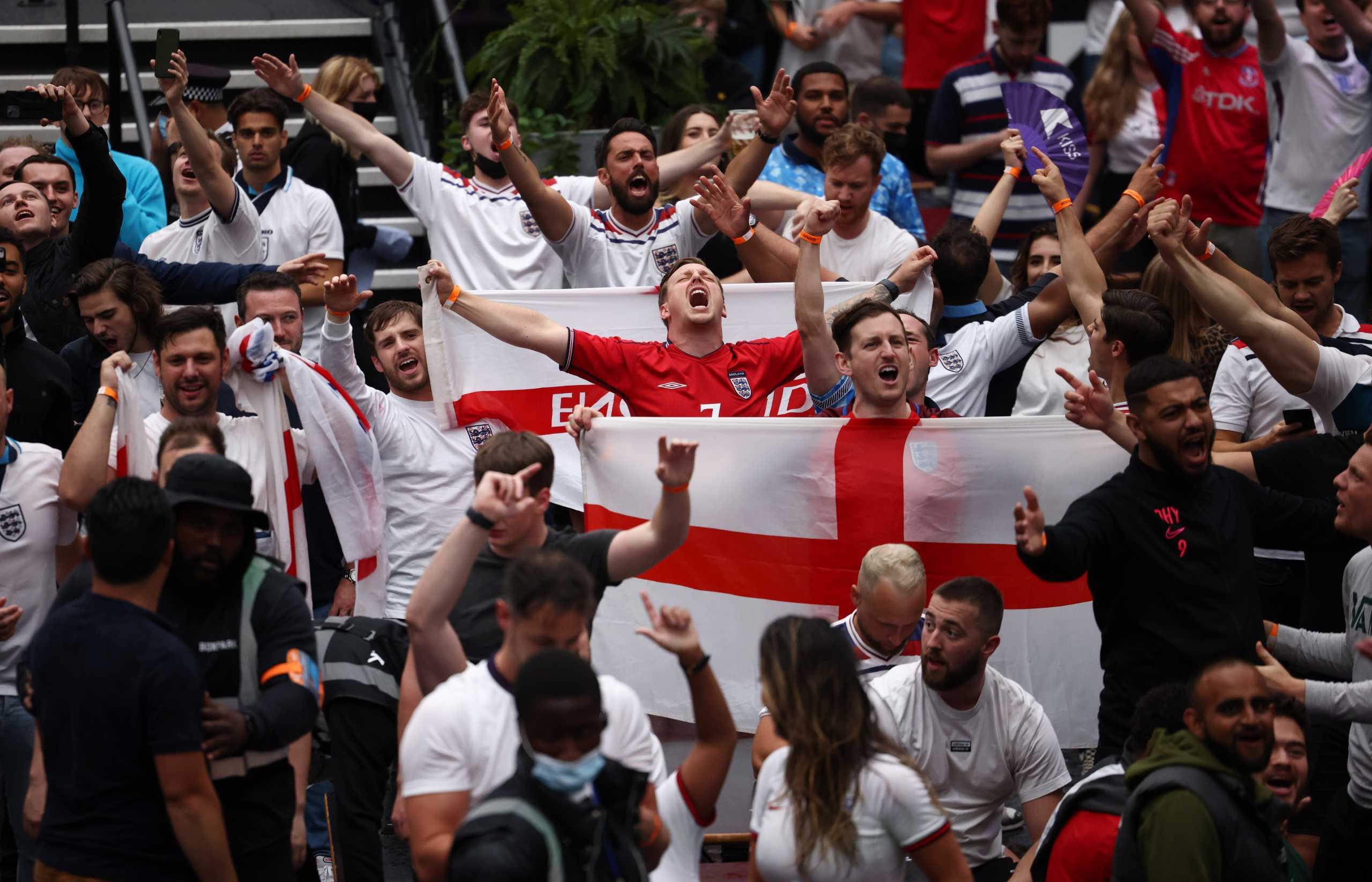 Euro 2020: Ανησυχία από τον ΠΟΥ για τα κρούσματα σε θεατές – «Ίσως είναι εστία υπερμετάδοσης»