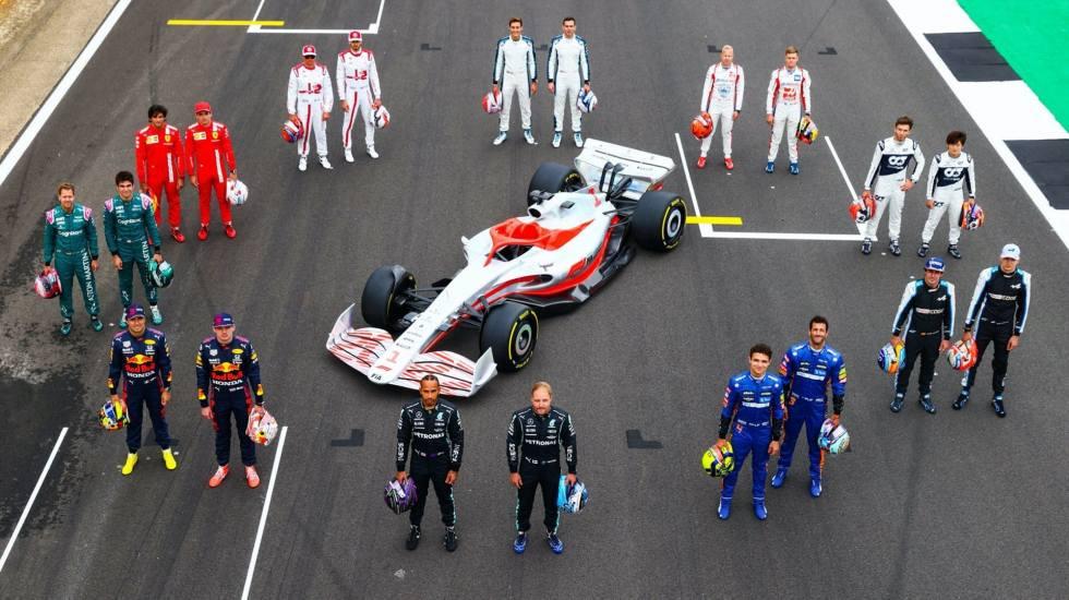 Formula 1: Έτσι θα είναι τα μονοθέσια από του χρόνου (pics)