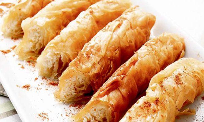 Μοναστηριακή συνταγή: Τραγανές φλογέρες σκέτο γλύκισμα….