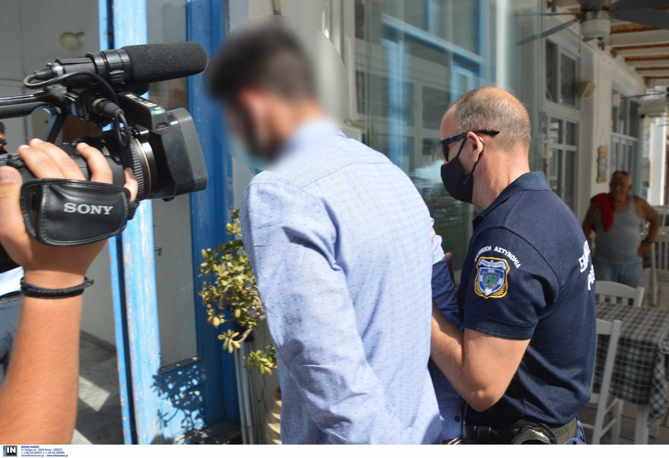 Φολέγανδρος: «Αλήτη ντροπή σου» – Οργή για τη δολοφονία της 26χρονης – Επανέλαβε πως «ήταν η κακιά στιγμή»