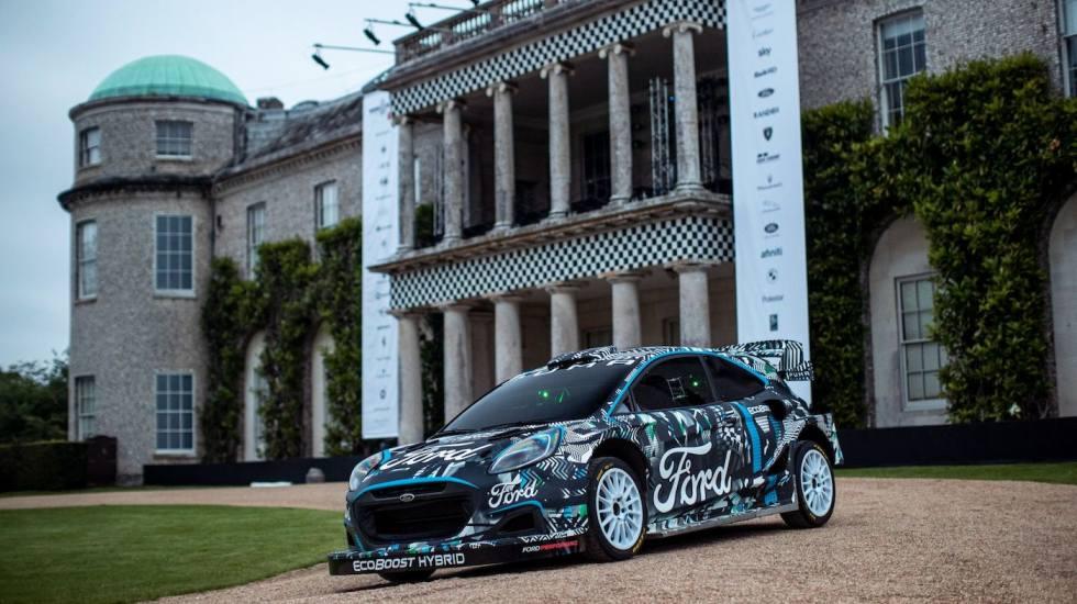 Ford: Με υβριδικό Puma στο WRC από το 2022 (video)