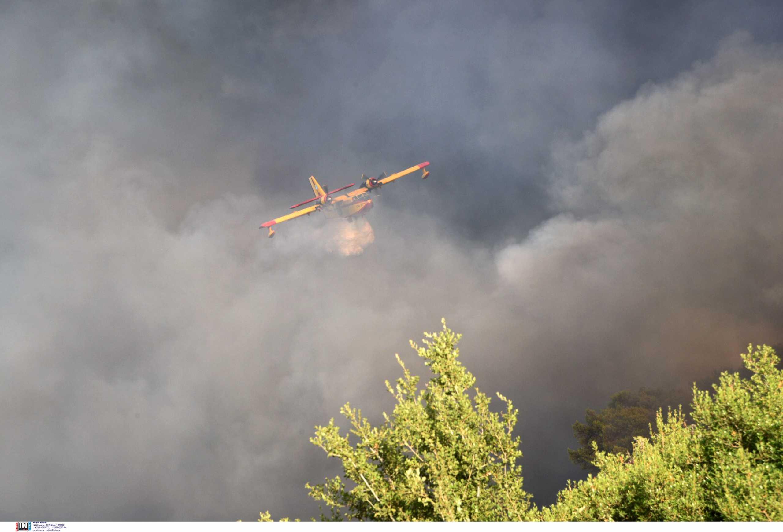 Φωτιά στην Αχαΐα: Συστάσεις από την Ένωση Πνευμονολόγων στους κατοίκους της περιοχής